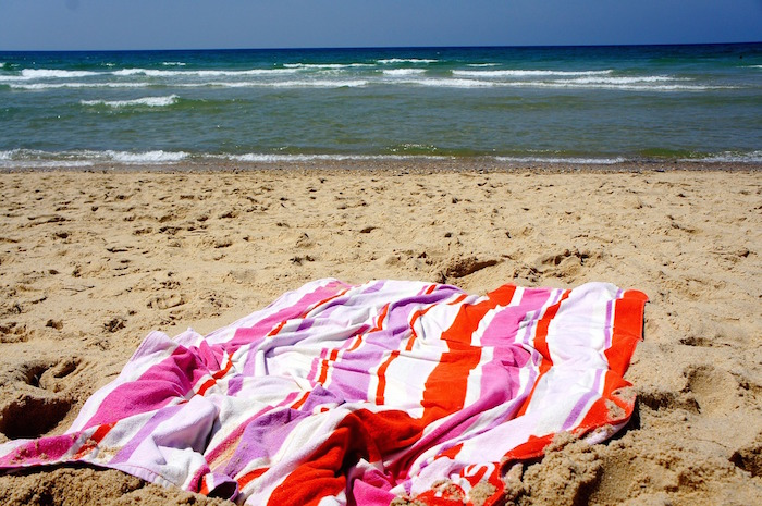 Are you wearing your brand like a beach towel? Copywriting calls for branding from within, not using your brand as a cover up! Drop that beach towel brand and share your brand story!