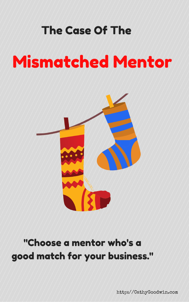 choose a marketing coach or marketing mentor
