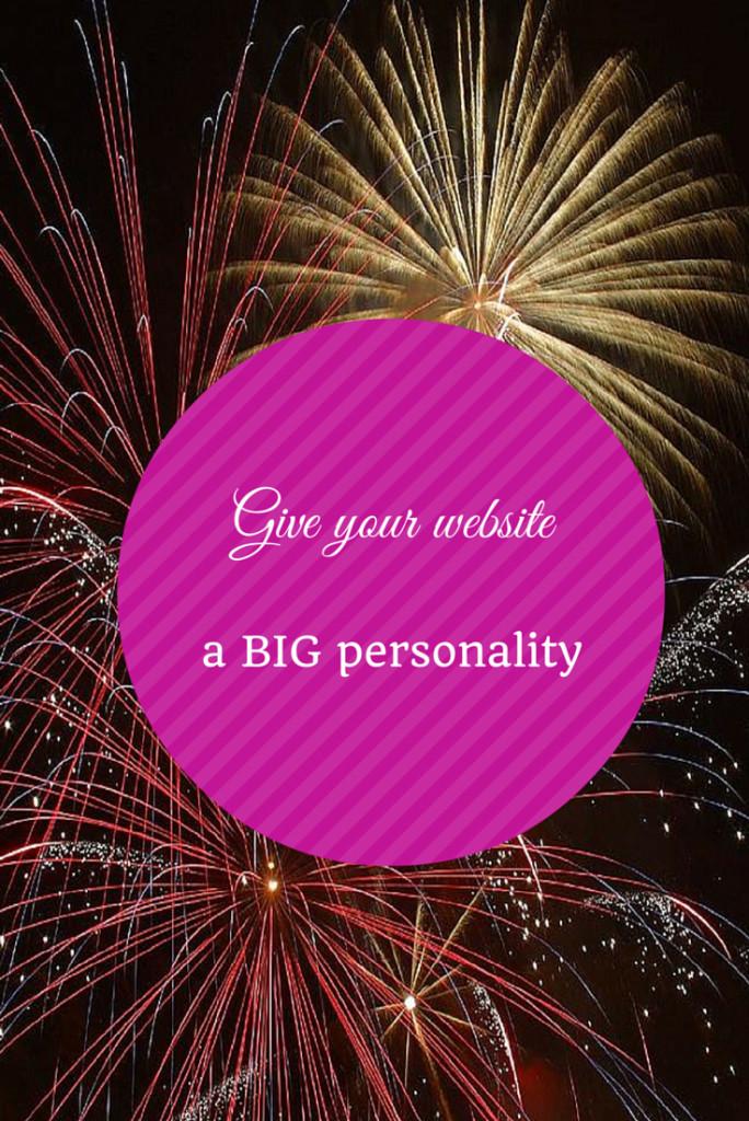 web-personality