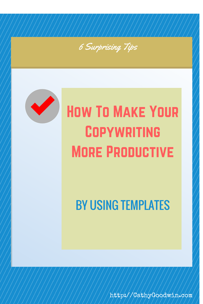 confessions of a former copywriting snob how to use templates for