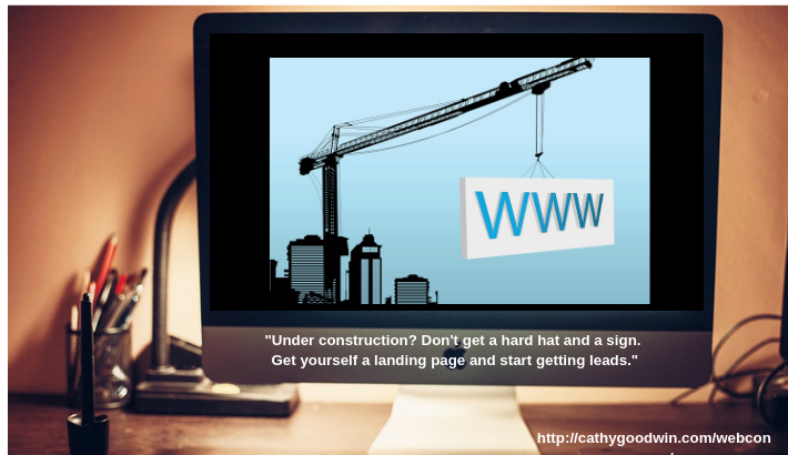 web development, website makeover and lead generation for small businesses