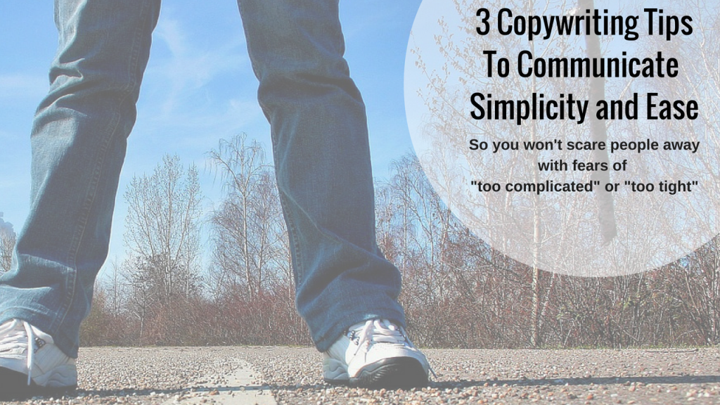 copywriting tips for online marketing, sales letters, blogs and landing pages