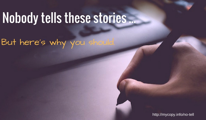 storytelling for small business by cathy goodwin