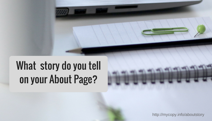 Storytelling For Your About Page For Your Service Business