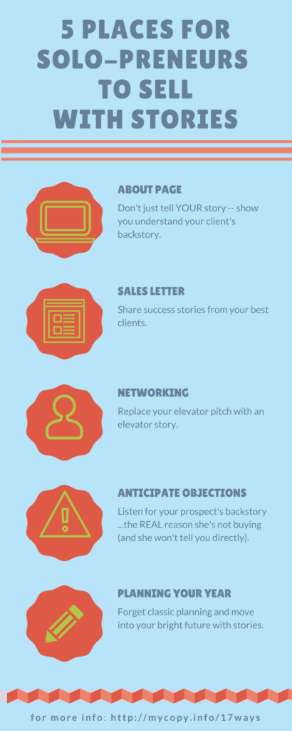 stories for copywriting