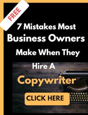 hire a copywriter - free digital download