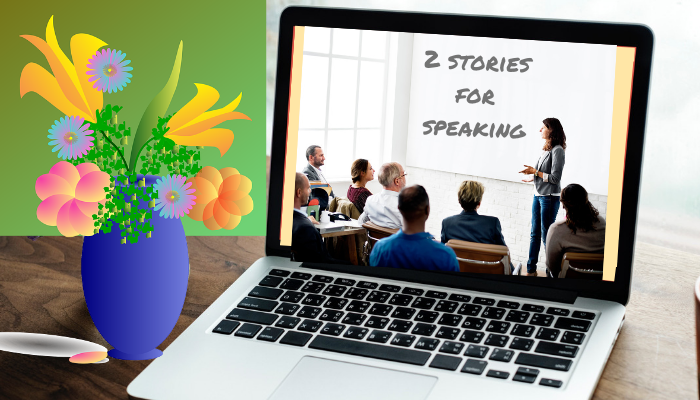 storytelling for speaking for a service business to get more clients