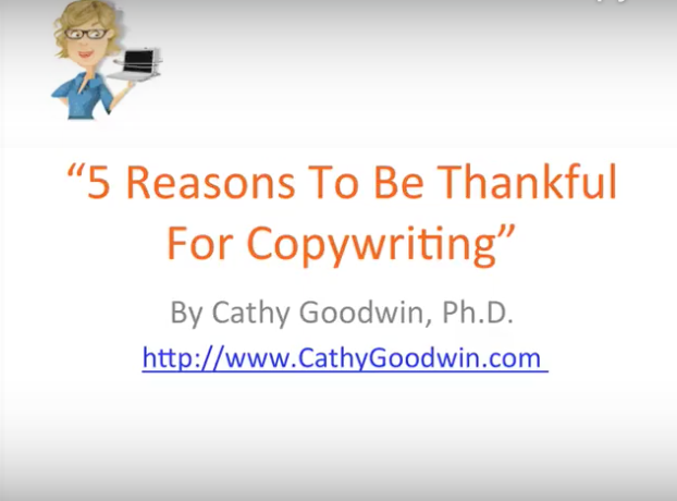 copywriting for small businesses on thanksgiving
