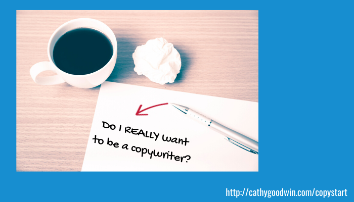 become a copywriter: learn copywriting