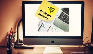 website copywriting for a small business website makeover