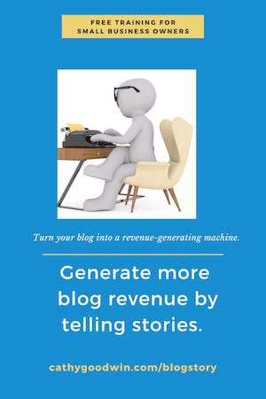 bloggers can increase revenue with storytelling - free training