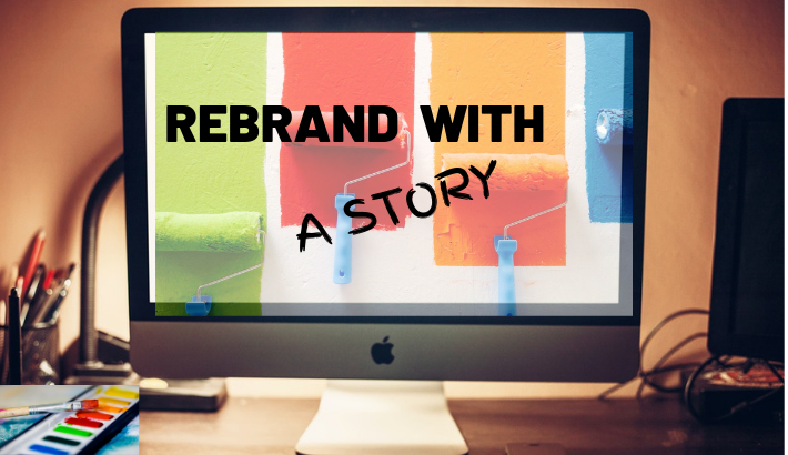 storytelling, brand, branding, small business, entrepreneurship, rebrand, rebranding, cathy goodwin, story-centered marketing, strategic storytelling